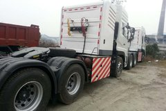 东风商用车 天龙 375马力 6X4 CNG牵引车(DFL4251A18) 卡车图片
