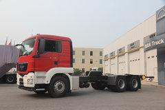 曼(MAN) TGS系列 540马力 6X4 消防车(底盘)(TGS33.540)