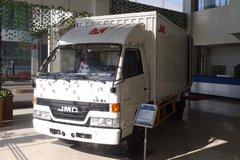 江铃 经典顺达 109马力 4.2米单排厢式轻卡(JX5045XXYXG2) 卡车图片