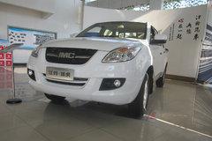 江铃 域虎 2012款 两驱 2.4L汽油 双排皮卡(SLX) 卡车图片