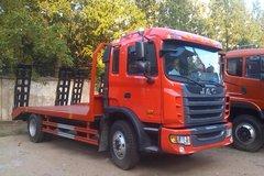 江淮 格尔发 150马力 4X2 平板运输车(DTA5160TPB) 卡车图片