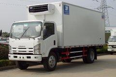康飞 190马力 4X2 5.4米冷藏车(庆铃700P底盘)(KFT5103XLC50)