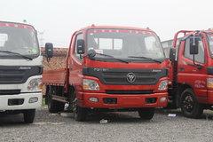 福田 欧马可1系 131马力 4.165米单排栏板轻卡 卡车图片