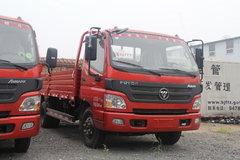 福田 欧马可3系 156马力 4X2 5.2米单排栏板载货车(BJ1059VBJEA) 卡车图片