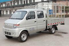 长安商用车 神骐 1.3L 99马力 汽油 2.3米双排仓栅微卡(SC5025CCYSC4) 卡车图片