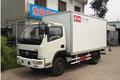 东风南充 龙驹 107马力 4.2米CNG单排厢式轻卡