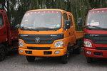 福田 欧马可1系 118马力 3.22米双排栏板轻卡(BJ1049V9AD6-A1)图片