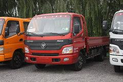 福田 欧马可1系 129马力 4.2米单排栏板轻卡 卡车图片