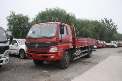 福田 欧马可5系 170马力 4X2 6.2米栏板载货车(BJ1129VHPEG-1) 卡车图片