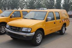 重汽 王牌 41马力 纯电动系列 双排皮卡 卡车图片