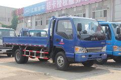 江淮 骏铃II 旗舰版 115马力 4.18米单排栏板轻卡(HFC1043K2T) 卡车图片