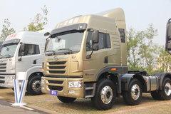 青岛解放 悍V重卡 330马力 6X2牵引车(CA4227P1K15T3E4A80) 卡车图片