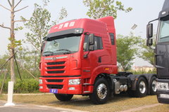 青岛解放 天V重卡 430马力 6X4 牵引车(CA4259P2K2T1EA80)