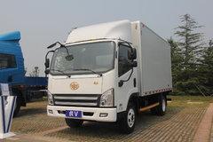 解放 虎VH 130马力 4.21米单排厢式轻卡(国五)(CA5041XXYP40K2L1E5A84-3)图片