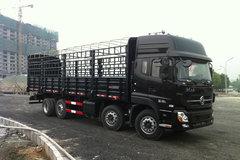东风商用车 天龙重卡 260马力 8X2 9.4米仓栅载货车(DFL5311CCQA8)