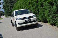 2013款恒天 途腾T3 商务版 2.8L柴油 双排皮卡 卡车图片