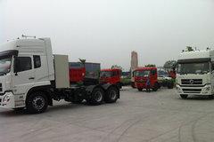 东风商用车 天龙 385马力 6X4 LNG牵引车 (DFL4251AX12A)