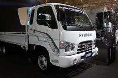 四川现代 Mighty 160马力 4.4米单排栏板轻卡 卡车图片