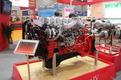 上海日野P11C-WE 420马力 11L 国五 柴油发动机