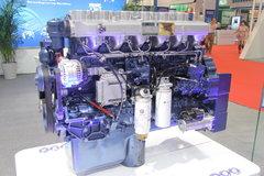 潍柴WP12.375E50 375马力 12L 国五 柴油发动机