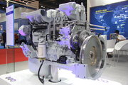 潍柴WP12.290 290马力 12L 国四 柴油发动机