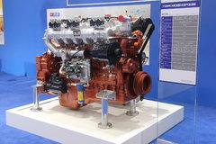 玉柴YC6MK375N-50 375马力 10.3L 国五 天然气发动机