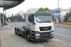 曼(MAN) TGS系列重卡 400马力 6X4 牵引车(型号:33.400) 卡车图片