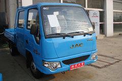 江淮 好微28 1.8L 54马力 柴油 2.5米双排栏板微卡 卡车图片