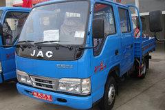 江淮好运 88马力 2.3米双排栏板轻卡 卡车图片