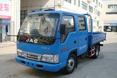 江淮好运 65力 2.74米双排栏板轻卡 卡车图片