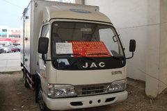 江淮好运 90马力 3.6米单排厢式轻卡 卡车图片