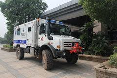 奔驰 Unimog系列 220马力 4X4越野救护车(型号U4000)