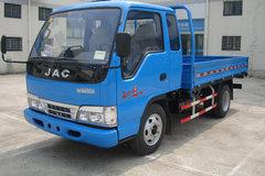 江淮好运28 95马力 3.4米排半栏板轻卡 卡车图片