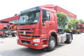 中国重汽 HOWO重卡 290马力 4X2 牵引车(全能二版 HW79)(变速器HW20716A)(ZZ4187M3517C)