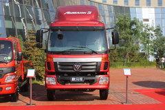 福田 欧马可5系 170马力 6.75米排半仓栅载货车底盘(BJ5169CCY-AB) 卡车图片