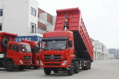 东风商用车 大力神重卡 385马力 8X4 7.8米自卸车(高顶)(DFL3318A12) 卡车图片