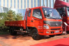 福田 欧马可3系 143马力 3.8米排半栏板轻卡(BJ1049V9PEA) 卡车图片