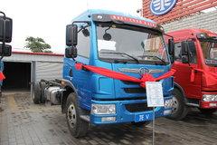 青岛解放 龙V中卡 160马力 4X2 7.6米厢式载货车(CA5168XXYYPK2L2E4A80-3) 卡车图片