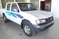 五十铃 T系列 2.6L汽油  四驱 双排皮卡 卡车图片