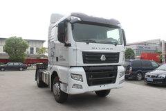 中国重汽 SITRAK C7H重卡 320马力 4X2 牵引车(ZZ4186N361HD1B) 卡车图片