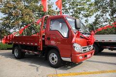 时代汽车 小卡之星5 95马力 3.7米单排栏板轻卡(BJ1046V9JB4-X1)