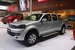 长城 风骏5 2013款 欧洲版 精英型 四驱 2.0L柴油 大双排皮卡