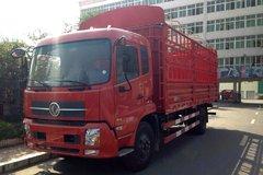 东风商用车 天锦中卡 180马力 4X2 6.6米排半仓栅载货车(DFL5120CCQB18)