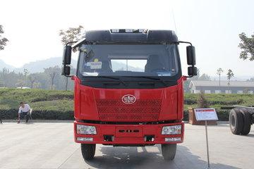 一汽解放 J6L中卡 180马力 4X2 6.8米栏板载货车(CA1160P62K1L3A2E4)