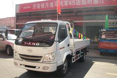 唐骏欧铃 金利卡II 95马力 4.23米单排栏板轻卡(ZB1042LDD6F) 卡车图片