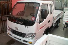 唐骏欧铃 福星 81马力 3.1米排半栏板轻卡(ZB1040BPC3F) 卡车图片