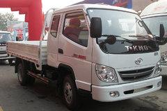 唐骏欧铃 金利卡 95马力 3.7米排半栏板轻卡(ZB1040LPC5F) 卡车图片