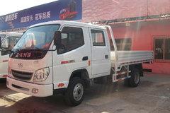 唐骏欧铃 金利卡 95马力 3.3米双排栏板轻卡(ZB1042LSD6F) 卡车图片