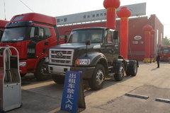 柳特 安捷(L5R)重卡 310马力 6X2 长头牵引车(CA4232K2E3R5T3A90) 卡车图片