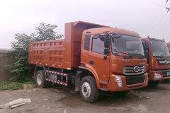 力帆 凯沃达中卡 165马力 4.5米自卸车(LFJ3160G5) 卡车图片
